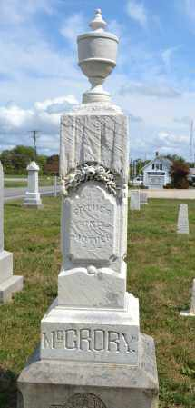 MCCRORY, UNKOWN - Union County, Ohio | UNKOWN MCCRORY - Ohio Gravestone Photos