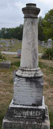 MCCULLAUGH, JOHN T. - Union County, Ohio | JOHN T. MCCULLAUGH - Ohio Gravestone Photos