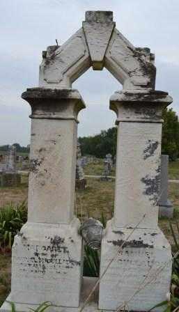 MCCULLAUGH, MARGARET - Union County, Ohio | MARGARET MCCULLAUGH - Ohio Gravestone Photos