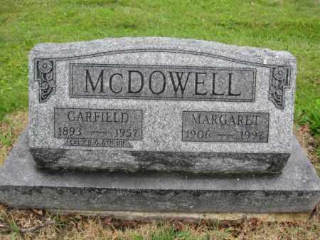 MCDOWELL, MARGARET - Union County, Ohio   MARGARET MCDOWELL - Ohio Gravestone Photos