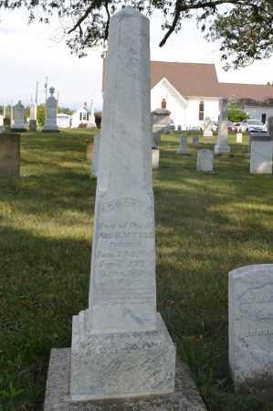 MCENTIRE, GEORGE W. - Union County, Ohio   GEORGE W. MCENTIRE - Ohio Gravestone Photos