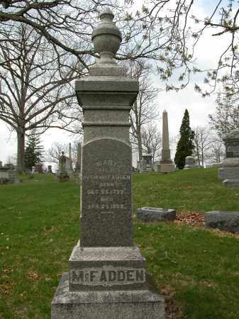 MCFADDEN, SILAS - Union County, Ohio | SILAS MCFADDEN - Ohio Gravestone Photos
