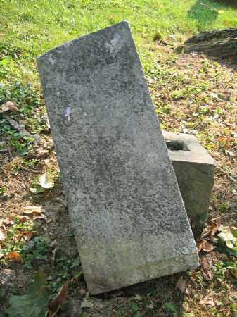 MCGEE, UNKNOWN - Union County, Ohio | UNKNOWN MCGEE - Ohio Gravestone Photos