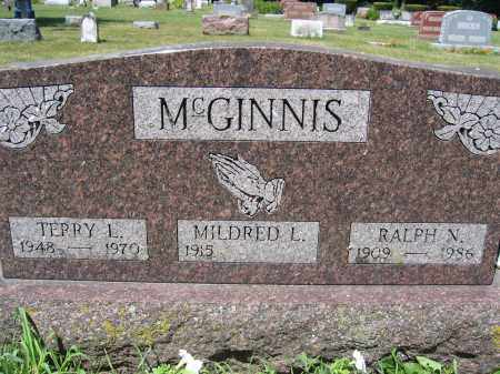 MCGINNIS, RALPH N. - Union County, Ohio | RALPH N. MCGINNIS - Ohio Gravestone Photos