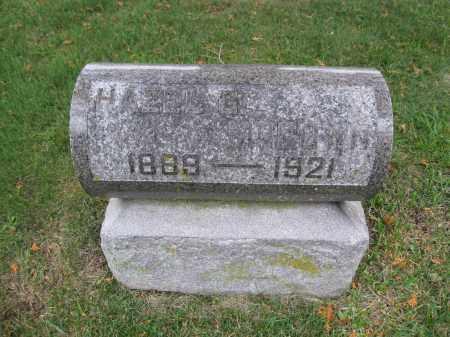 MCGOWEN, HAZEL G. - Union County, Ohio | HAZEL G. MCGOWEN - Ohio Gravestone Photos