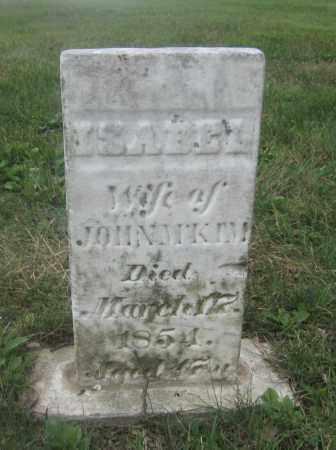 MCKIM, ISABEL - Union County, Ohio | ISABEL MCKIM - Ohio Gravestone Photos