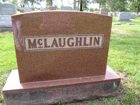 MCLAUGHLIN, BURLEIGH - Union County, Ohio | BURLEIGH MCLAUGHLIN - Ohio Gravestone Photos