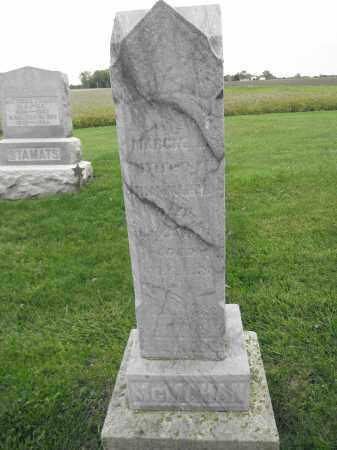 MCMAHAN, MARCIA - Union County, Ohio | MARCIA MCMAHAN - Ohio Gravestone Photos