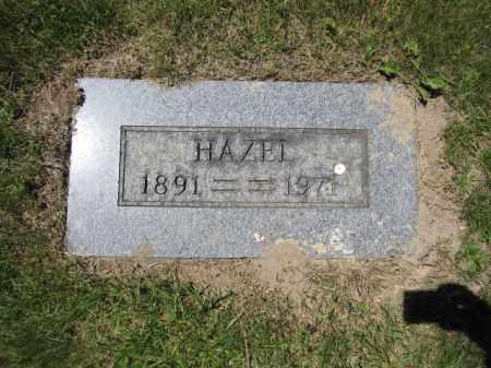 MCMAHON, HAZEL - Union County, Ohio | HAZEL MCMAHON - Ohio Gravestone Photos