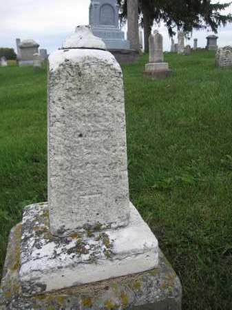 MCMILLIN, MATILDA - Union County, Ohio | MATILDA MCMILLIN - Ohio Gravestone Photos