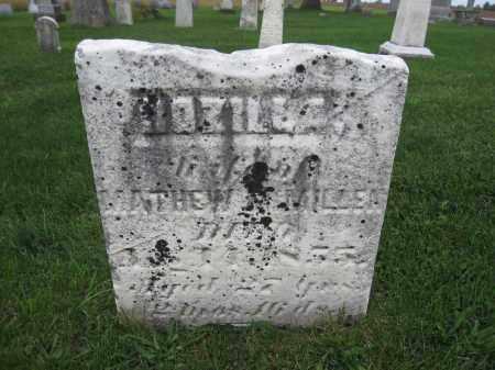 MCMILLIN, ROZILLA - Union County, Ohio | ROZILLA MCMILLIN - Ohio Gravestone Photos