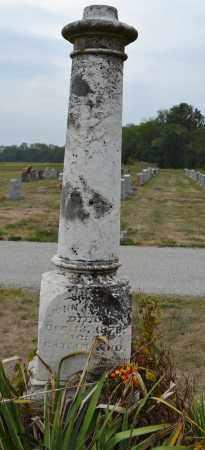 MCNIER, JOHN - Union County, Ohio | JOHN MCNIER - Ohio Gravestone Photos