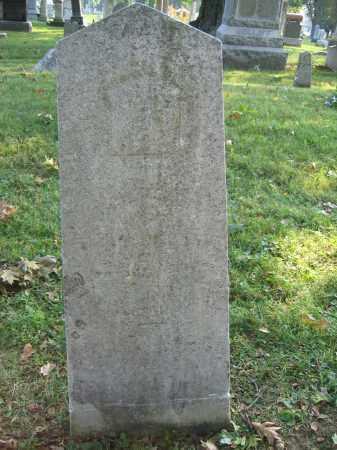 MCPHERSON, HARRIETT - Union County, Ohio   HARRIETT MCPHERSON - Ohio Gravestone Photos
