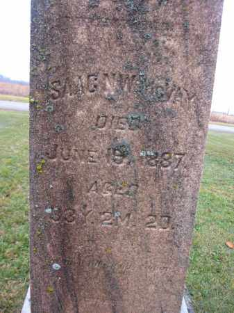 MCVAY, ISSAC N.W. - Union County, Ohio | ISSAC N.W. MCVAY - Ohio Gravestone Photos