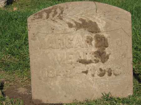 MEALEY, MARGARET J. - Union County, Ohio | MARGARET J. MEALEY - Ohio Gravestone Photos