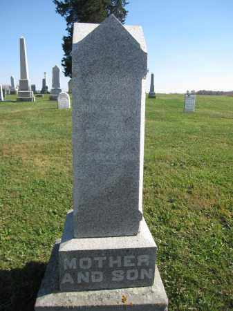 MERCER, SUSANNAH - Union County, Ohio   SUSANNAH MERCER - Ohio Gravestone Photos
