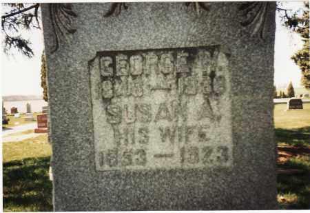 WOOLEY MERRITT, SUSAN - Union County, Ohio   SUSAN WOOLEY MERRITT - Ohio Gravestone Photos