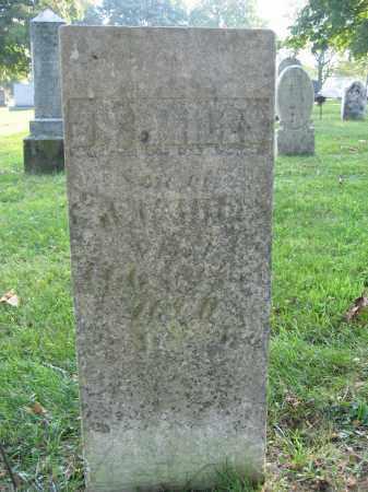 MILES, J.C. - Union County, Ohio | J.C. MILES - Ohio Gravestone Photos