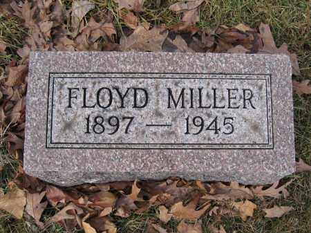 MILLER, FLOYD - Union County, Ohio | FLOYD MILLER - Ohio Gravestone Photos