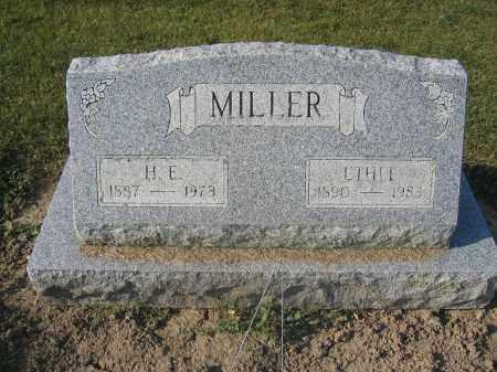 MILLER, HOWARD E. - Union County, Ohio | HOWARD E. MILLER - Ohio Gravestone Photos