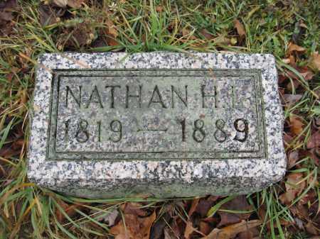 MILLER, NATHAN H.L. - Union County, Ohio | NATHAN H.L. MILLER - Ohio Gravestone Photos