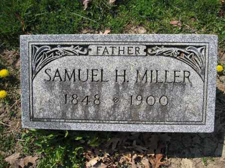 MILLER, SAMUEL H. - Union County, Ohio | SAMUEL H. MILLER - Ohio Gravestone Photos