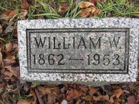 MILLER, WILLIAM W. - Union County, Ohio | WILLIAM W. MILLER - Ohio Gravestone Photos