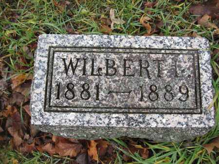 MILLER, WILBERT L. - Union County, Ohio   WILBERT L. MILLER - Ohio Gravestone Photos