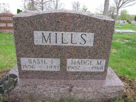 MILLS, MADGE M. - Union County, Ohio | MADGE M. MILLS - Ohio Gravestone Photos