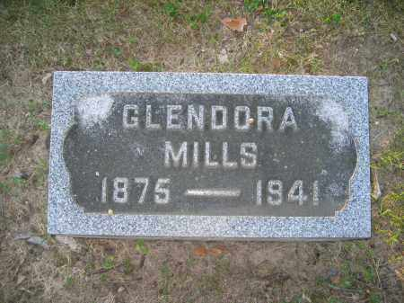 MILLS, GLENDORA - Union County, Ohio | GLENDORA MILLS - Ohio Gravestone Photos