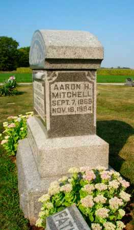 MITCHELL, AARON H. - Union County, Ohio   AARON H. MITCHELL - Ohio Gravestone Photos