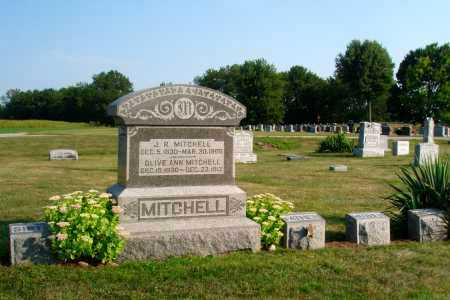 GILL MITCHELL, OLIVE ANN - Union County, Ohio | OLIVE ANN GILL MITCHELL - Ohio Gravestone Photos