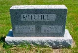 MITCHELL, M. JOSEPHINE - Union County, Ohio   M. JOSEPHINE MITCHELL - Ohio Gravestone Photos