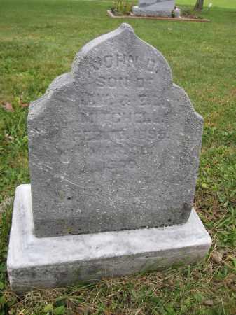 MITCHELL, JOHN D. - Union County, Ohio | JOHN D. MITCHELL - Ohio Gravestone Photos