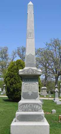 MITCHELL, SUSAN - Union County, Ohio | SUSAN MITCHELL - Ohio Gravestone Photos