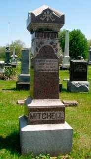 MITCHELL, SAMUEL MADISON - Union County, Ohio   SAMUEL MADISON MITCHELL - Ohio Gravestone Photos