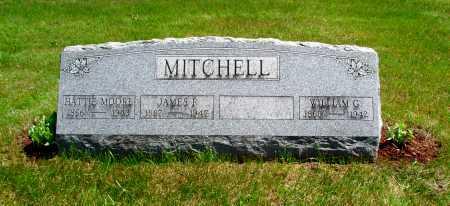 MITCHELL, HATTIE E. MOORE - Union County, Ohio | HATTIE E. MOORE MITCHELL - Ohio Gravestone Photos
