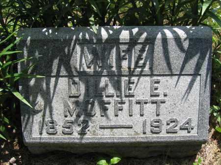 MOFFITT, DILLIE E. - Union County, Ohio   DILLIE E. MOFFITT - Ohio Gravestone Photos