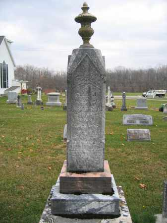 MONTGOMERY, ELLA J. - Union County, Ohio   ELLA J. MONTGOMERY - Ohio Gravestone Photos