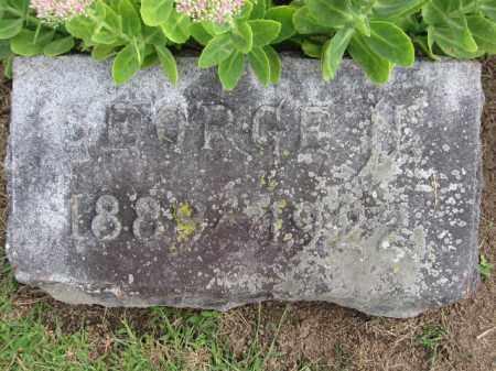 MOORE, GEORGE H. - Union County, Ohio   GEORGE H. MOORE - Ohio Gravestone Photos