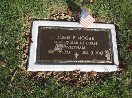 MOORE, JOHN P. - Union County, Ohio | JOHN P. MOORE - Ohio Gravestone Photos