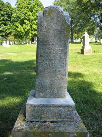 MOORE, JOHN - Union County, Ohio | JOHN MOORE - Ohio Gravestone Photos