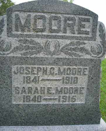 MOORE, JOSEPH C. - Union County, Ohio | JOSEPH C. MOORE - Ohio Gravestone Photos