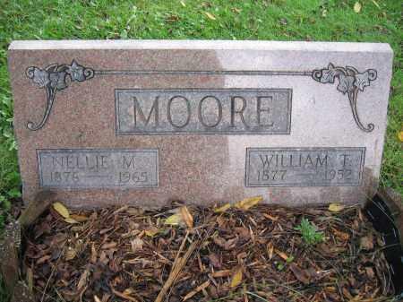 MOORE, NELLIE M. - Union County, Ohio   NELLIE M. MOORE - Ohio Gravestone Photos
