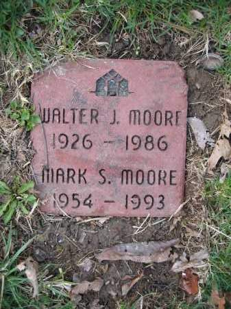 MOORE, MARK S. - Union County, Ohio | MARK S. MOORE - Ohio Gravestone Photos