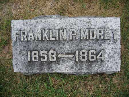 MOREY, FRANKLIN P. - Union County, Ohio   FRANKLIN P. MOREY - Ohio Gravestone Photos