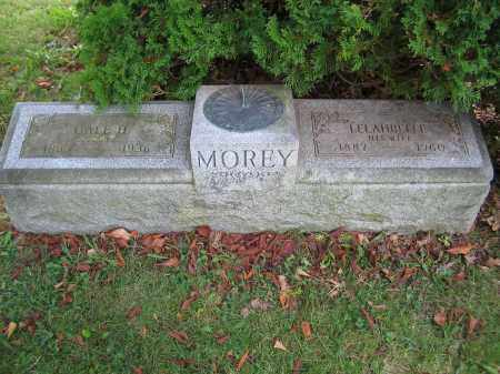 MOREY STRONG, LELAH BELLE - Union County, Ohio | LELAH BELLE MOREY STRONG - Ohio Gravestone Photos