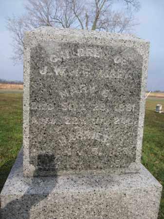 MOREY, MARY E. - Union County, Ohio | MARY E. MOREY - Ohio Gravestone Photos