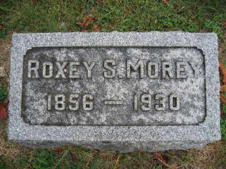 MOREY, ROXEY S. - Union County, Ohio | ROXEY S. MOREY - Ohio Gravestone Photos
