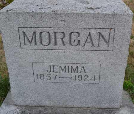 MORGAN, JEMIMA - Union County, Ohio | JEMIMA MORGAN - Ohio Gravestone Photos